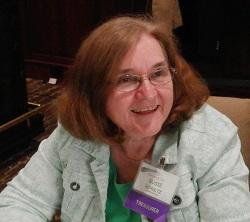 Board Treasurer Susie Schultz