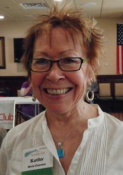 Board Member Kathy Metz-Carson
